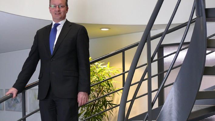 Martin Schmid, FDP Ständerat Kt. Graubünden (Aufgenommen im April 2015)