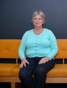 Olga Bolliger-Kuriger, Leiterin Lernendenwesen bei Implenia (Aufgenommen im Januar 2016)