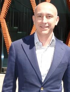 Christian Keller, CEO der Keller Holding AG (Aufgenommen im Juni 2015)