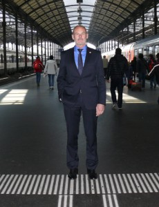 Renzo Simoni, Direktor der AlpTransit Gotthard AG (Aufgenommen im April 2016)